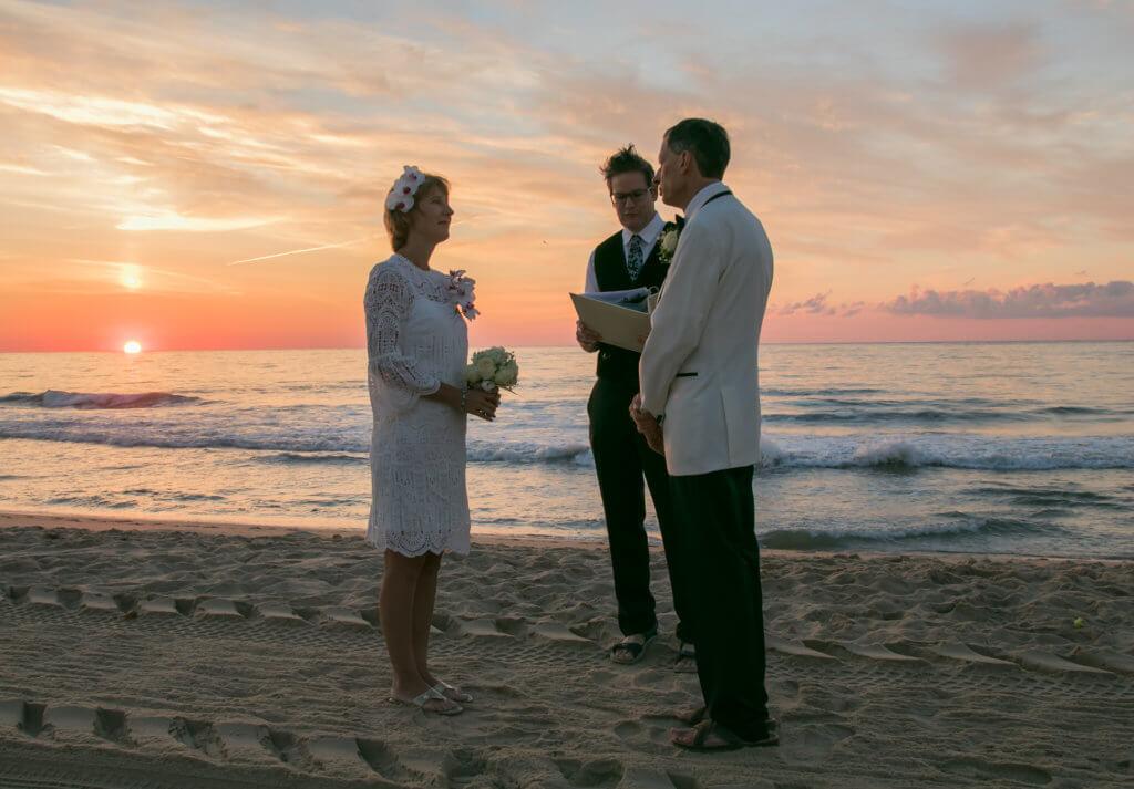 Maryland Wedding Minister Sean Rox